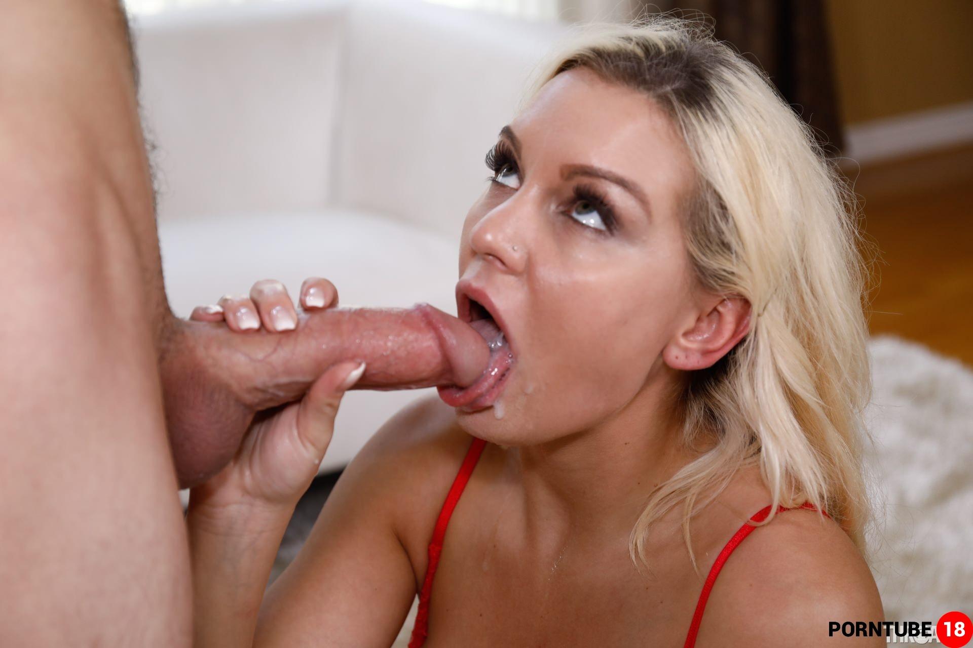 Asslicious blonde kaylee evans in red thong redhub