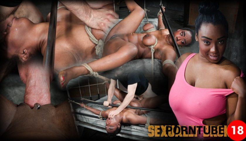 black bondage porn