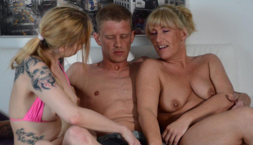 Reifeswinger Com Hardcore Ffm Threesome With Annette Liselotte Jungle Bettina 2018 German Amateur