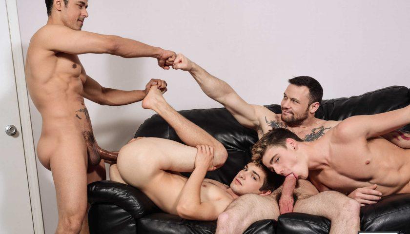 Gay porn rapid